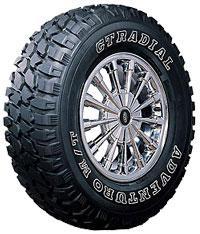 Adventuro M/T Tires